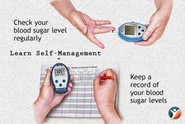 learn self management for diabetes