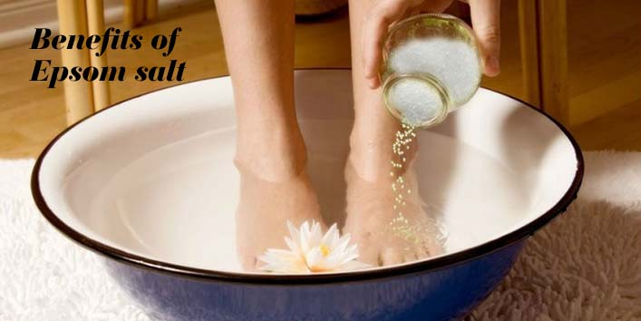 Benefits of Epsom salt