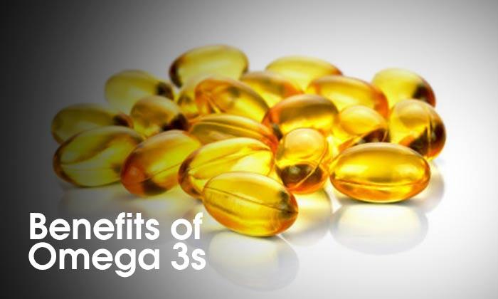 Benefits of Omega 3s