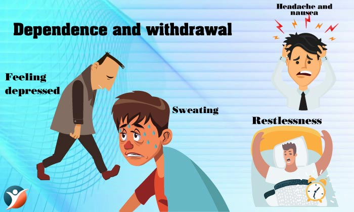 Dependence and withdrawal